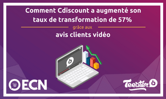 webinar comment cdiscount a augment son taux de transformation de 57 gr ce aux avis. Black Bedroom Furniture Sets. Home Design Ideas