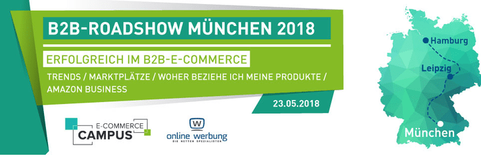 B2B-Roadshow: SEA im B2B E-Commerce