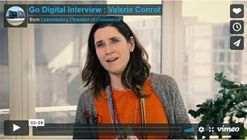 Valérie Conrot membre eCOM.lu