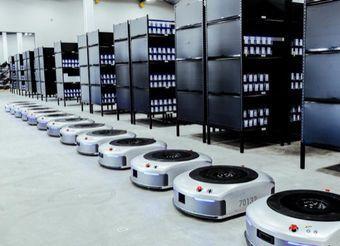 Geek Plus : les robots à l'assaut des entrepôts e-commerce